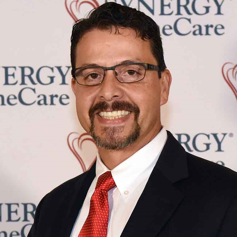 Chad Jolley of SYNERGY HomeCare North Houston